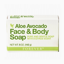 Aloe Avocado Face and Body Soap  | Αγνό Σαπούνι από Αβοκάντο και Αλόη Βέρα της Forever Living Products