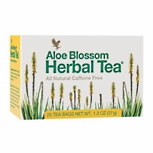 Aloe Blossom Herbal Tea - Τσάι Αλόης µε Βότανα της Forever Living Products Ελλάς - Κύπρος