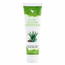 Aloe-Jojoba Conditioner - Μαλακτική Κρέμα Μαλλιών Αλόης και Τζοτζόμπα της Forever Living Products Ελλάς - Κύπρος