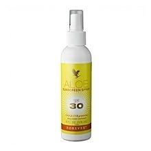 Aloe Sunscreen Spray - Αντηλιακό με Αλόη σε Σπρέι της Forever Living Products Ελλάς - Κύπρος