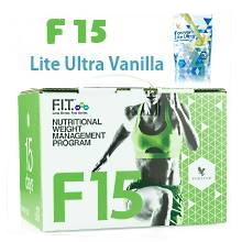 F.I.T. 1 Βανίλια, ProX2 Κανέλα της Forever Living Products