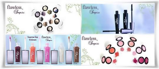 Flawless By Sonya - Σειρά Μακιγιάζ της Forever Living Products