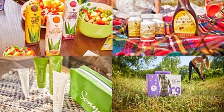 Τα Προϊόντα της Forever Living Products