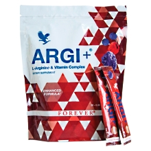 Forever ARGI+ Stick Pack | Αργινίνη της Forever Living Products