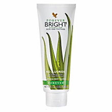 Forever Bright Toothgel | Οδοντόκρεμα με Αλόη και Πρόπολη της Forever Living Products