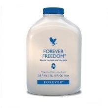 Forever Freedom | Χυμός Αλόης Βέρα με MSM της Forever Living Products