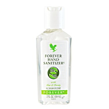 Forever Hand Sanitizer | Απολυμαντικό Χεριών με Αλόη και Μέλι της Forever Living Products