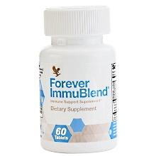 Συμπλήρωμα για την Ενίσχυση του Ανοσοποιητικού | Forever ImmuΒlend της Forever Living Products Ελλάς - Κύπρος