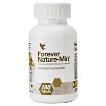 Forever Nature-Min της Forever Living Products Ελλάς - Κύπρος