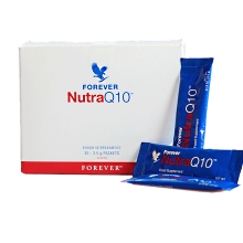 Forever NutraQ10 | Νούτρα με συνένζυμο Q10 της Forever Living Products