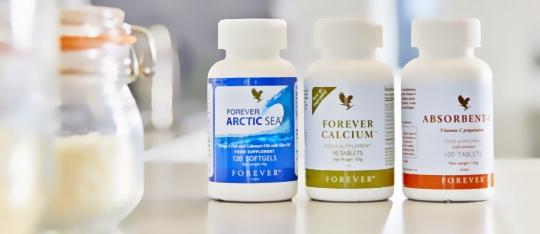 Συμπληρώματα Διατροφής της Forever Living Products