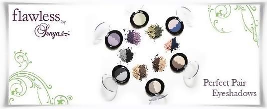 Perfect Pair Eyeshadows - Διπλές Σκιές Ματιών | Flawless by Sonya της Forever Living Products Ελλάς - Κύπρος
