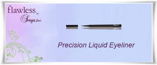 Υγρό Αϊλάϊνερ | Precision Liquid Eyeliner | Flawless By Sonya της Forever Living Products
