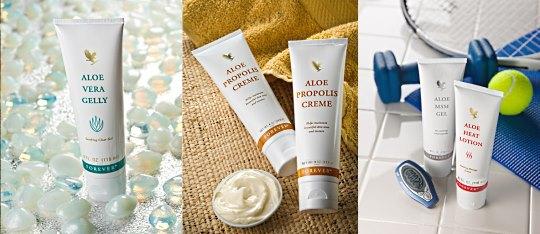 Προϊόντα Περιποίησης Δέρματος της Forever Living Products Ελλάς - Κύπρος